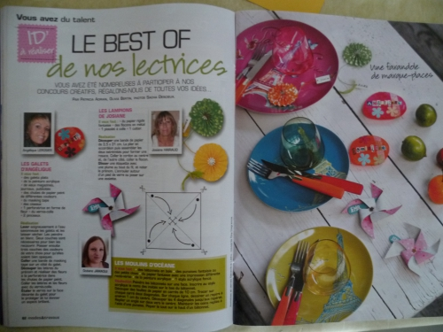 Modes&travaux,fleur de lotus,océane,jamaoui,moulins,best-of lectrices,scrap